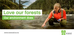 NZ Wood - love our forests
